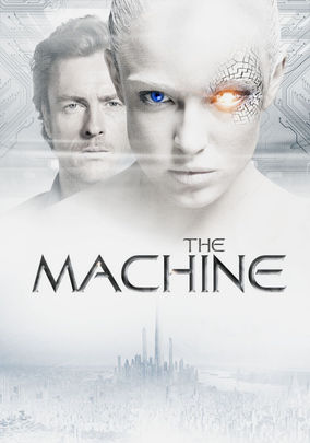 Netflix Box Art for Machine, The