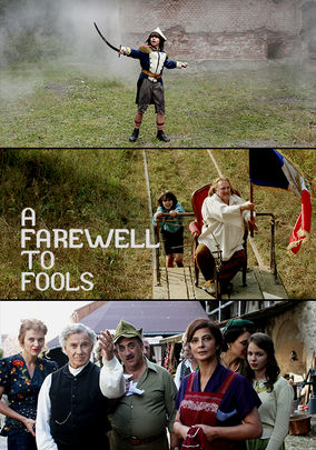 Netflix Box Art for Farewell to Fools, A