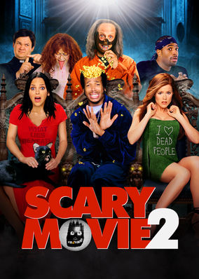 Netflix box art for Scary Movie 2