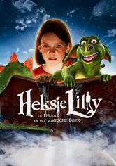 Heksje Lilly: De draak en het magische boek