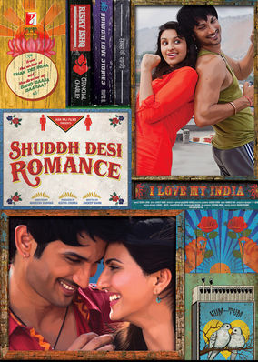 Netflix Box Art for Shuddh Desi Romance