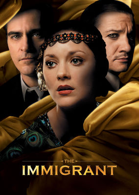 Box art for The Immigrant