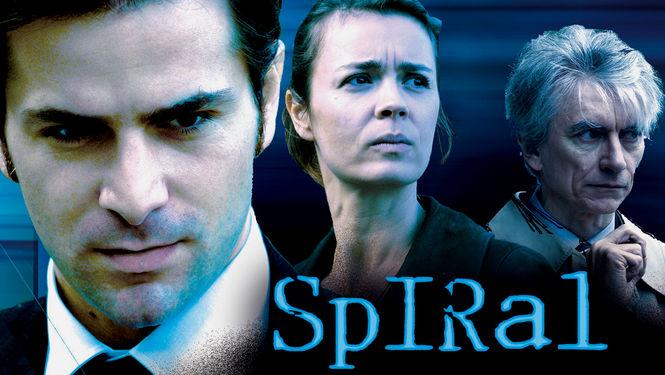 Netflix Box Art for Spiral - Season 4