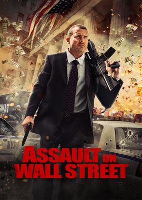 Netflix box art for Assault on Wall Street