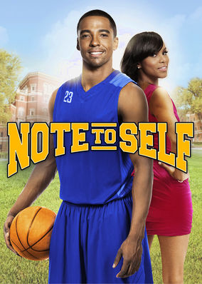 Netflix Box Art for Note to Self