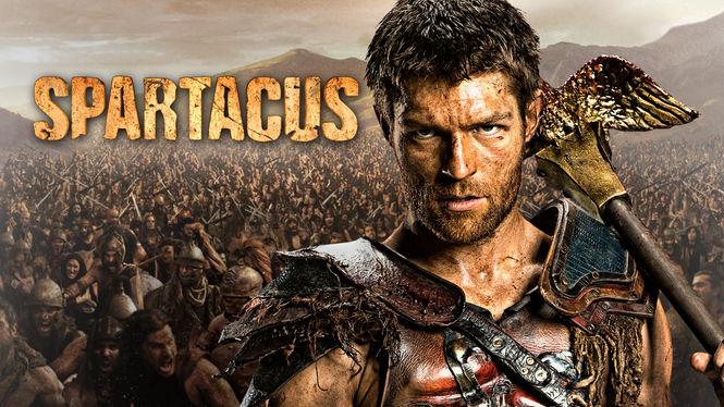 Watch Spartacus Online   Netflix
