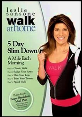 Amazoncom Leslie Sansone 3 Mile Weight Loss Walk Leslie