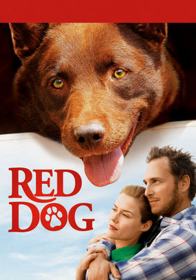 Netflix Box Art for Red Dog
