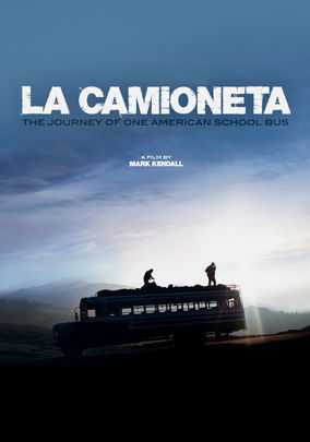Netflix Box Art for La Camioneta