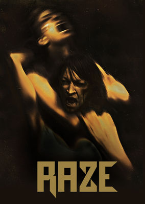 Netflix Box Art for Raze