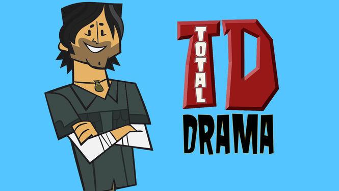 Netflix box art for Total Drama - Season 1
