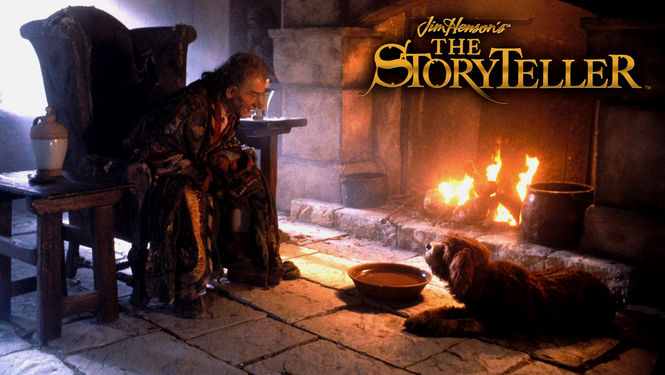 The story teller movie