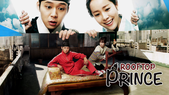 Netflix Box Art for Rooftop Prince - Season 1