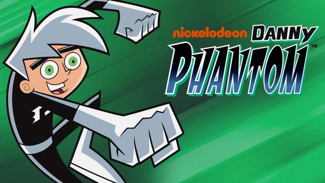 Danny Phantom Netflix