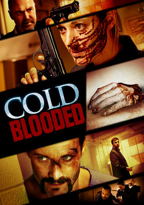 Netflix Box Art for Cold Blooded