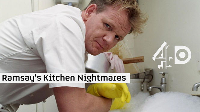 The archive newonnetflixuk for Q kitchen nightmares