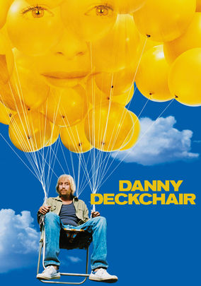Netflix Box Art for Danny Deckchair