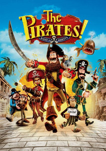 The Pirates! Band of Misfits on Netflix UK