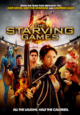 Netflix Box Art for Starving Games, The