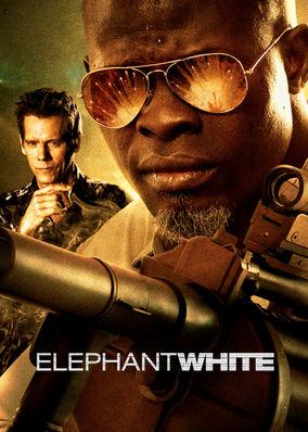 Netflix box art for Elephant White
