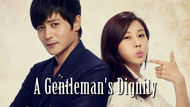 Netflix Box Art for Gentleman's Dignity - Season 1, A