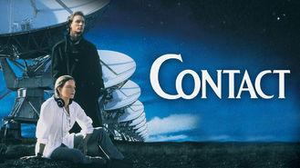 Netflix box art for Contact