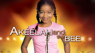 Netflix box art for Akeelah and the Bee