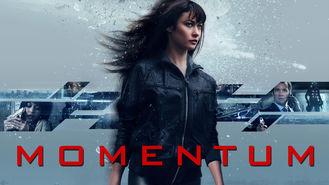 Netflix box art for Momentum