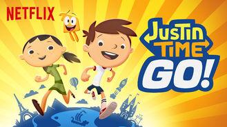 Netflix Box Art for Justin Time GO! - Season 1