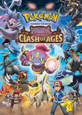 Pokémon the Movie: Hoopa and the Clash...