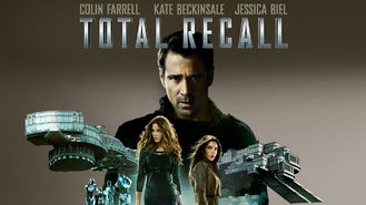 Netflix box art for Total Recall