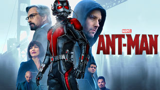 Netflix box art for Ant-Man
