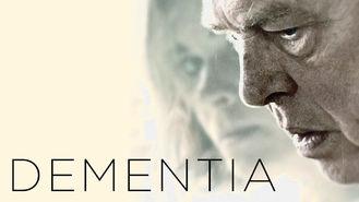 Netflix Box Art for Dementia