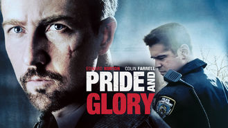 Netflix box art for Pride and Glory