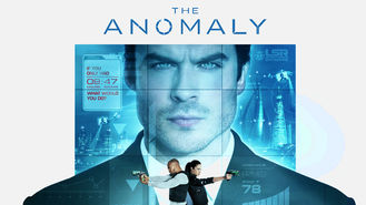 Netflix box art for The Anomaly