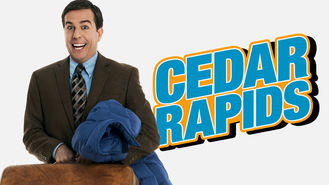 Netflix box art for Cedar Rapids