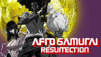 Is Afro Samurai: Resurrection on Netflix?