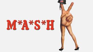 Netflix box art for MASH