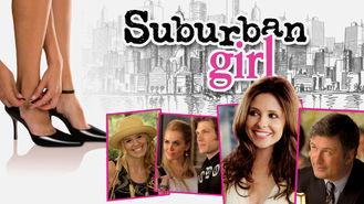 Netflix box art for Suburban Girl