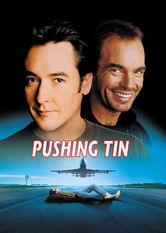 Netflix: Pushing Tin | In the fast-paced, superhyped world of air traffic control, thrill-seeking adrenaline cases Nick and Russell recklessly compete against each other.